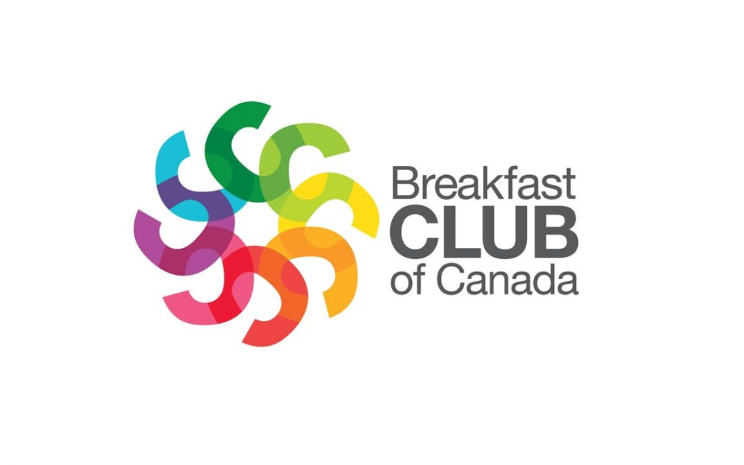 Breakfast Club of Canada supports Student Nutrition Programs across Canada