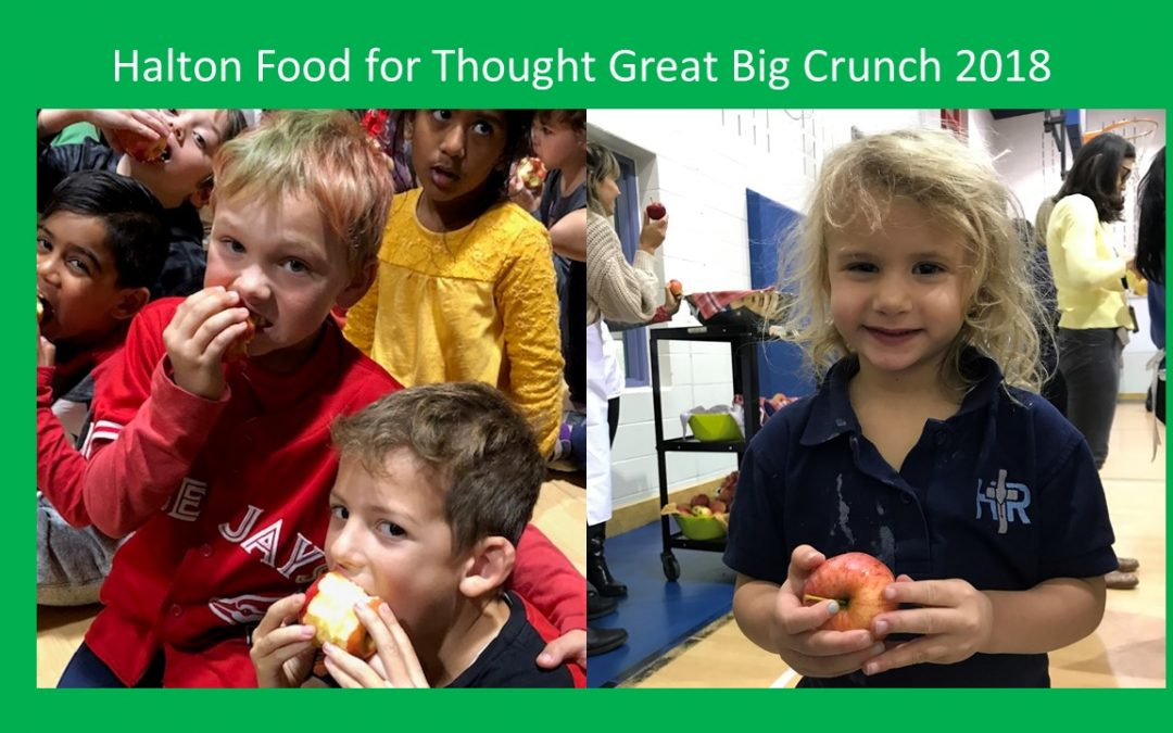 The Great Big Crunch 2018!